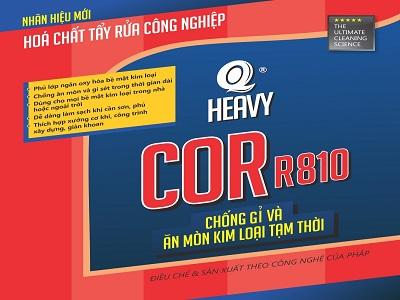 Chất kiểm soát ăn mòn COR R810