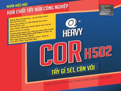 Chất kiểm soát ăn mòn COR H502