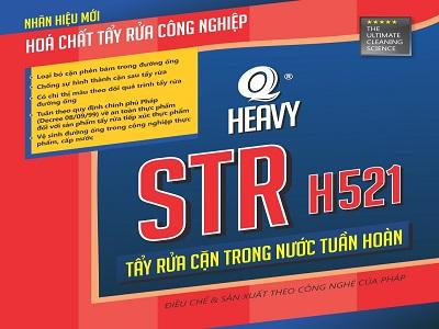 Chất tẩy bóc và chống bám dính STR H521