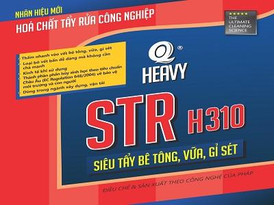 Chất tẩy bóc và chống bám dính STR H310