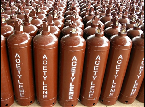 Khí công nghiệp Axetylen (C2H2)