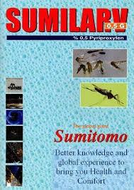 Hóa chất diệt ấu trùng Sumilarv 0,5g