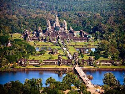 Tour Campuchia - Đảo Kohrong