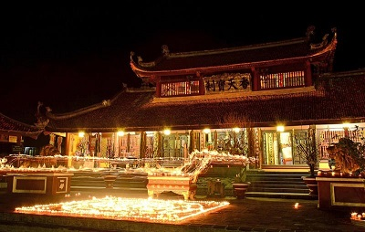 Tour Hà Nội - Chùa Hương 1 ngày