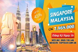 Tour Du Lịch Singapore Malaysia 5N4Đ