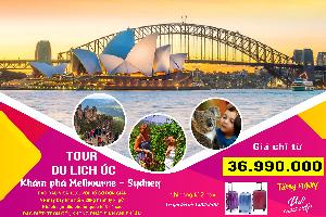Tour Đi Úc – Du Lịch Melbourne Sydney