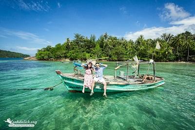 Khám phá quần đảo Nam Du 2N2Đ