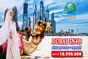 Tour Du Lịch Dubai 5N4Đ