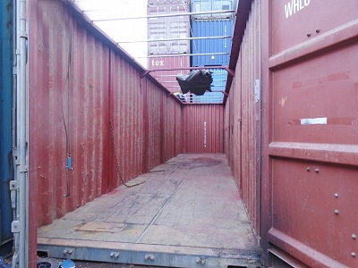 Container MN 40 feet