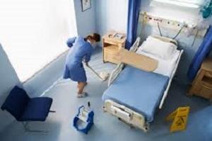 Dịch vụ làm sạch bệnh viện