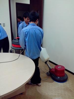 Dịch vụ giặt thảm tại Hải Phòng