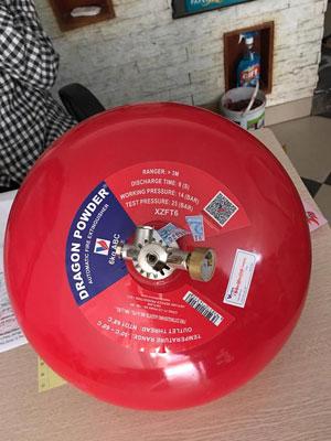 Quả cầu chữa cháy tự động ABC 6kg