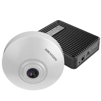 Camera đếm người vào ra iDS-2CD6412FWD-C