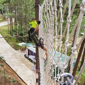 Lưới dây thừng an toàn