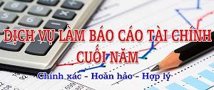 Dịch vụ kế toán trọn gói chuyên nghiệp Tp HCM