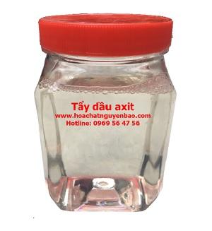 Chất tẩy dầu axit