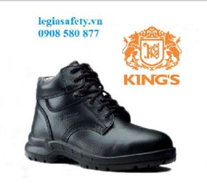 Giày bảo hộ Kings KWS 803 cao cổ