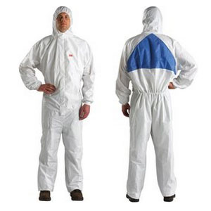 Quần áo chống hóa chất 3M 4540