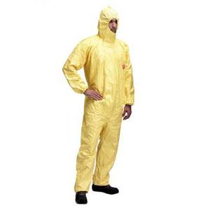 Quần áo chống hóa chất 3M Yellow