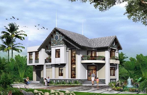 Thiết kế nhà phố, biệt thự, văn phòng