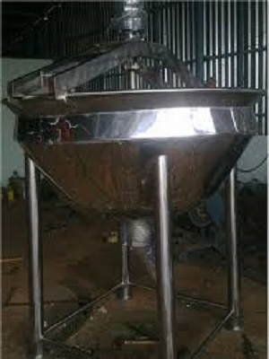 Chảo nấu đường phèn Hebei Mintz