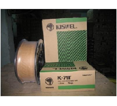 Dây dàn lõi thuốc Kiswel K-71T