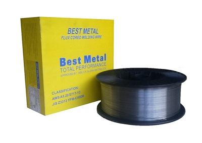 Dây hàn lõi thuốc Best Metal E71T-1