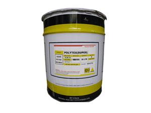 Polytex - Chất chống thấm đàn hồi một thành phần gốc Acrylic