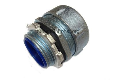 Đầu nối ống luồn mềm với thiết bị kín nước