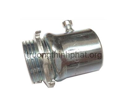 Đầu nối ống thép luồn trơn và hộp điện