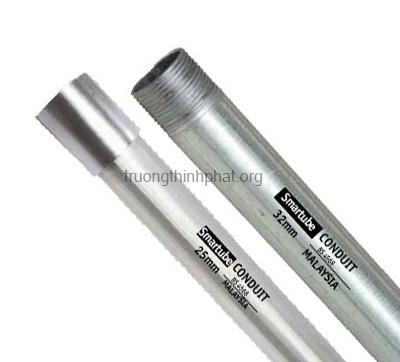 Ống thép luồn dây điện ren Smartube BS4568