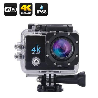 Camera Hành Trình Đi Phượt 4K Chống Nước