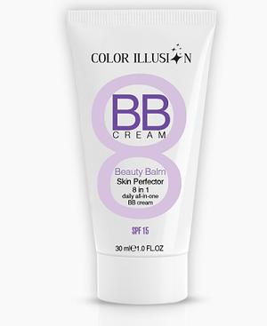 Kem trang điểm BB chống nắng SPF15 Color illusin