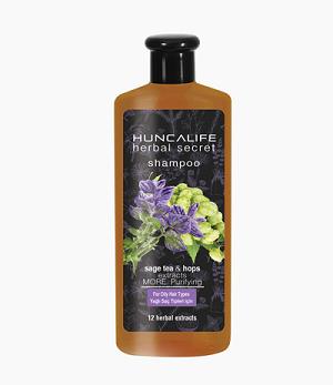 Dầu gội thảo dược kiểm soát dầu cho tóc Huncalife