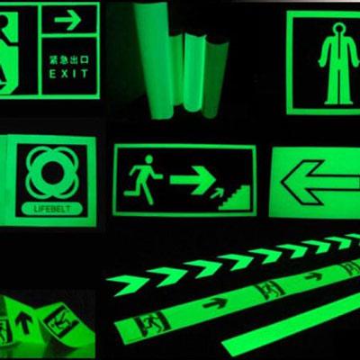 Tem phát quang hay tem dạ quang