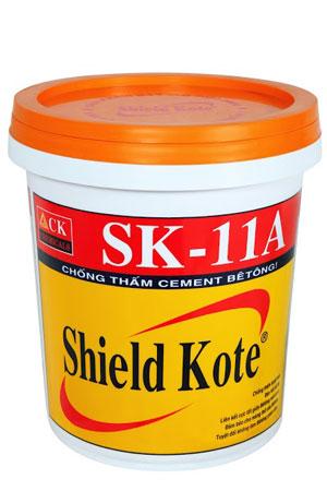 Shield Kote SK-11A chống thấm pha xi măng