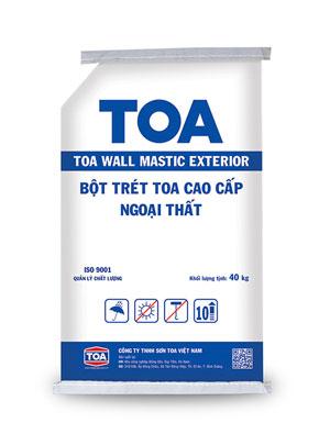 Bột trét ngoại thất TOA Wall Mastic