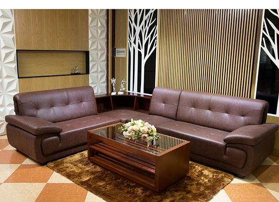 Sofa góc Hannover kệ góc