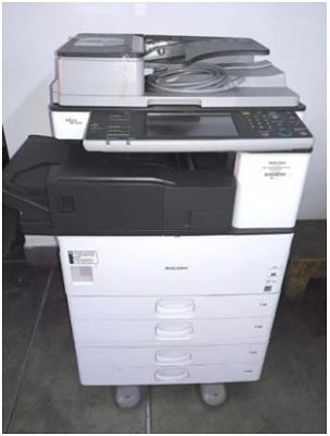Dich vụ cho thuê máy photocopy Ricoh MP 3352