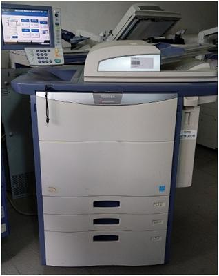 Dich vụ cho thuê máy photocopy màu Toshiba 5540C