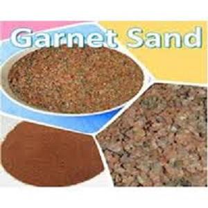 Hạt Mài Garnet