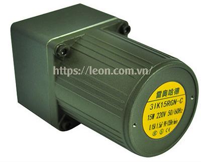 Motor giảm tốc mini Leon 15w