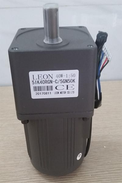 Motor giảm tốc mini Leon 40W