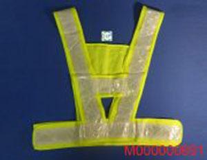 Áo phản quang dây chữ A