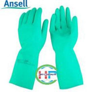 Găng tay chống hóa chất Solvex Ansell 37 165