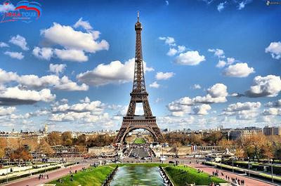 Du lịch Châu Âu Pháp -Thụy Sĩ - Ý - Vatican - Monaco