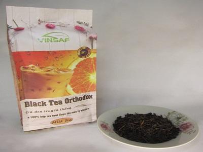 Trà đen truyền thống