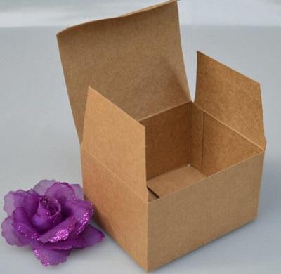In hộp giấy kraft