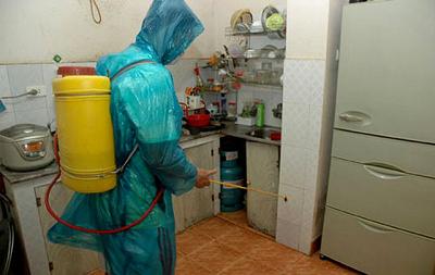Dịch Vụ Diệt Muỗi Định Kỳ