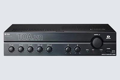 Amply Mixer 120W TOA A-2120D